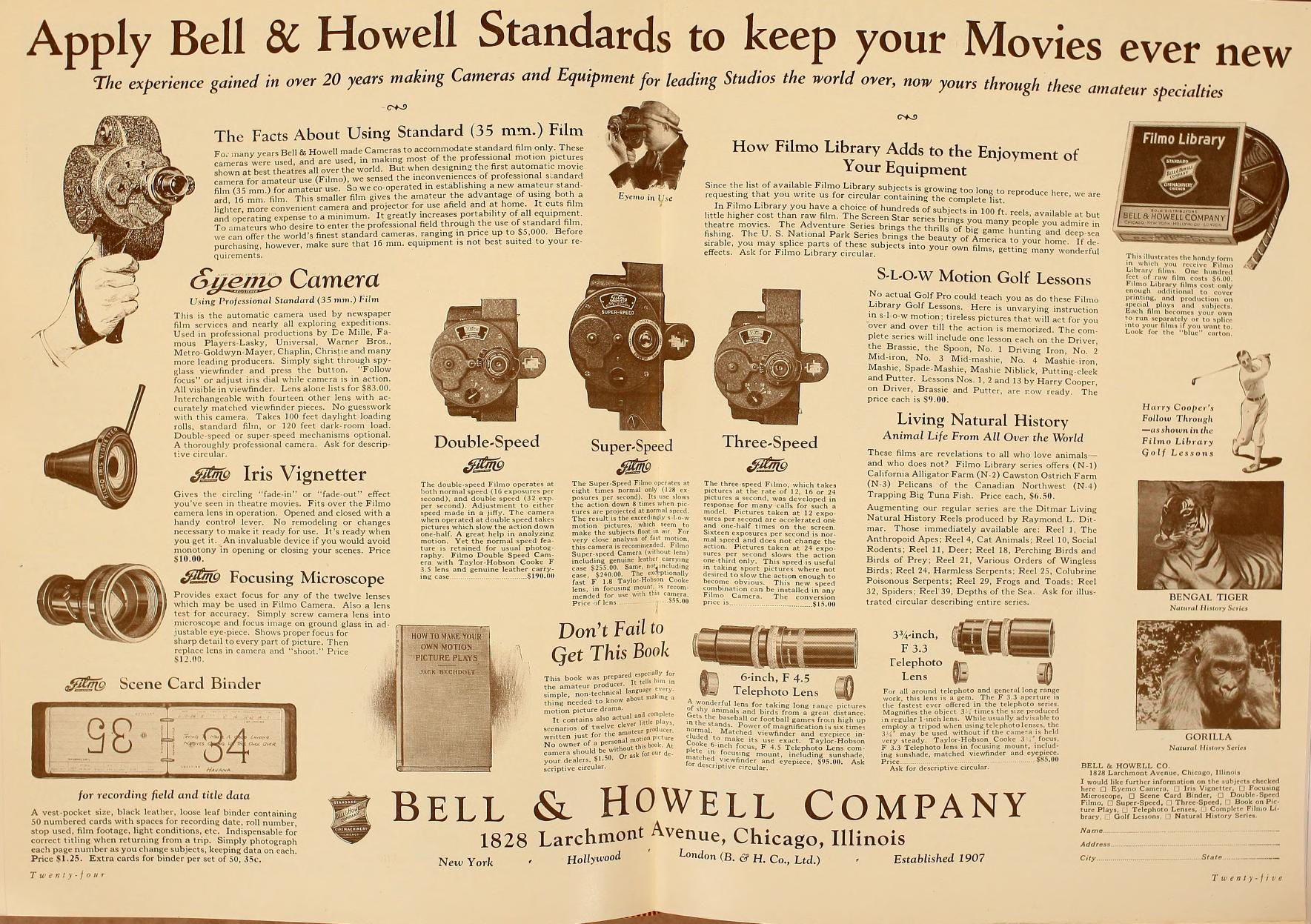 Movie Makers 1927 05