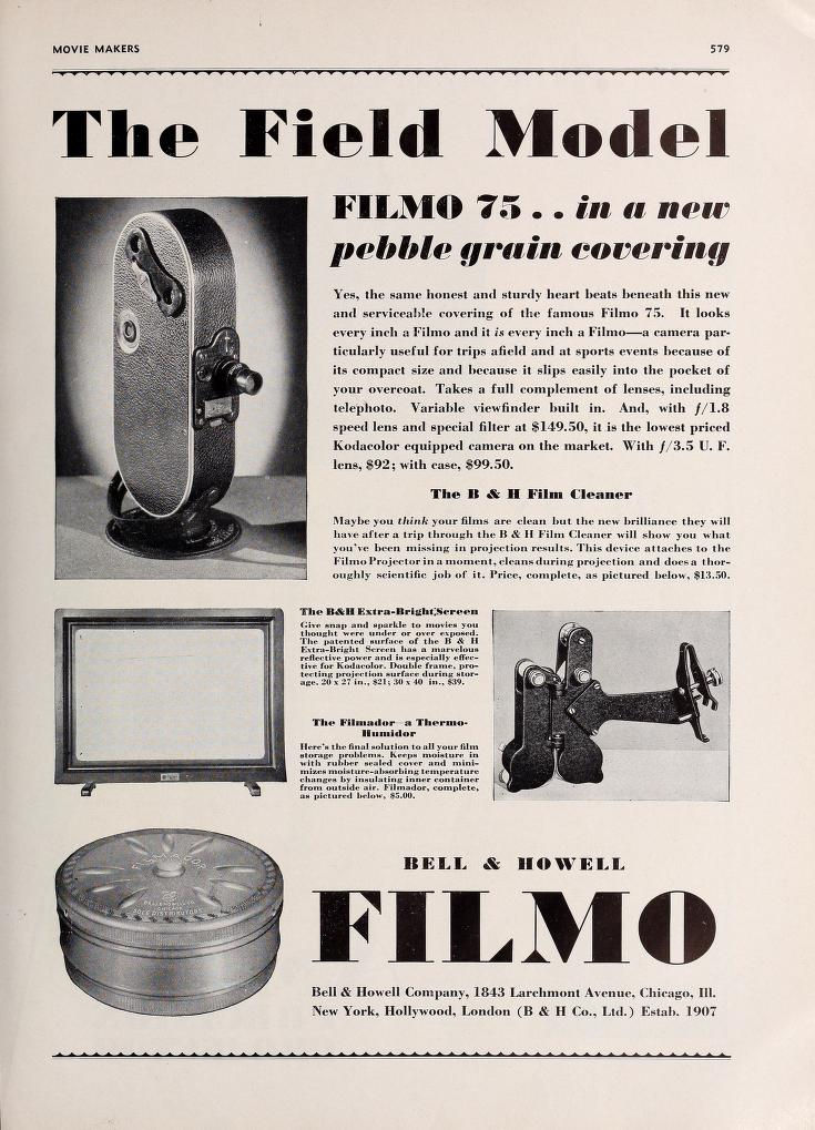 Movie Makers 1931 11