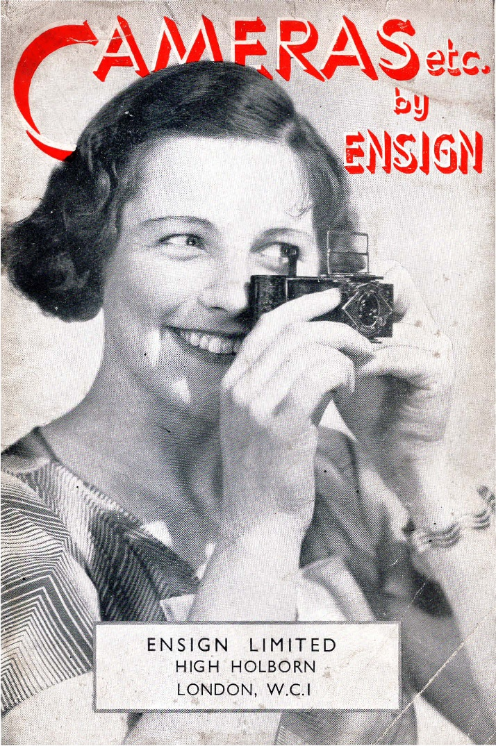 Camera by Ensign 1932