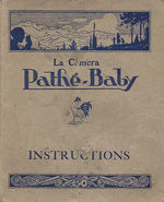 Pathé Baby - Instructions fr