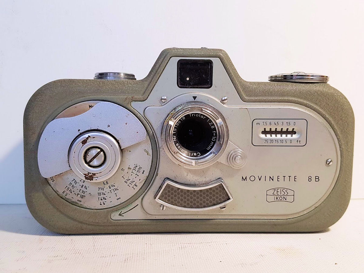 ZEISS IKON Movinette 8B 1958 - Image87