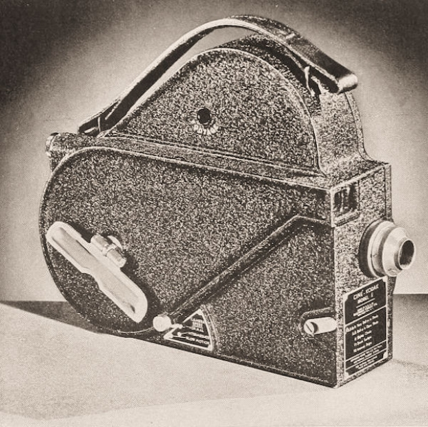 Ciné Kodak Model E