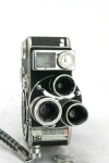 vintage BOLEX D8L camera with Yvar 36mm f2.8, 25mm f2.5 & 13mm f1.9 lenses