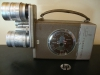 ancienne camera.GB BELL & HOWELL 16 mm - zoom angenieux