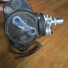 Antique Film & Bell Howell Cinemachinery Vintage Movie Camera Steampunk Gear