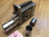 GB BELL & HOWELL 16 MM 603 T Camera with Case,manual,film,lenses