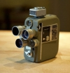 Eumig Electric R 8mm Movie camera - vintage old