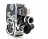 BOLEX PAILLARD Super 8 Movie Camera