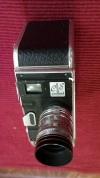 Bolex Paillard C8 8mm Movie Camera 2x8 mm Filmkamera 1958 - Xenoplan 13mm 1.9