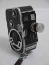 Paillard Bolex C8 8mm movie camera and case