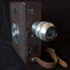 VINTAGE PATHE WEBO 9.5mm CAMERA