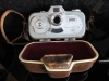 VINTAGE ART DECO ZEISS IKON MOVINETTE 8 CINE CAMERA PLUS ORIGINAL CASE