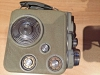 Vintage Eumig C3 Movie Camera with fitted leather case