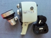 Very complete 8mm film camera Agfa Movex Reflex from 1963