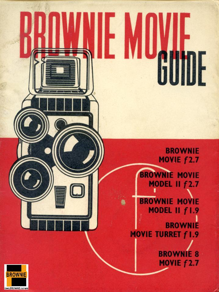 Ciné Kodak Brownie - guide