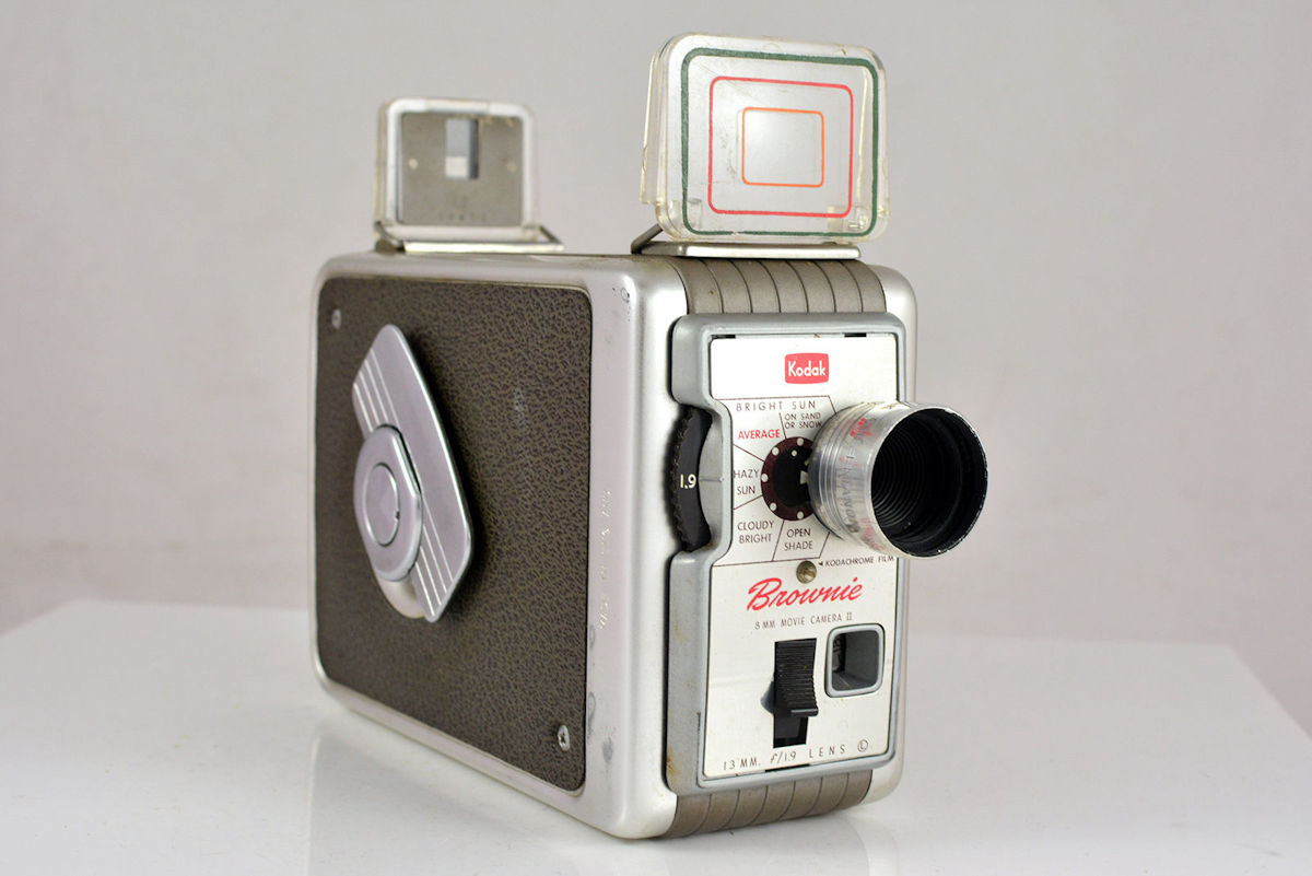 Ciné Kodak Brownie - B1