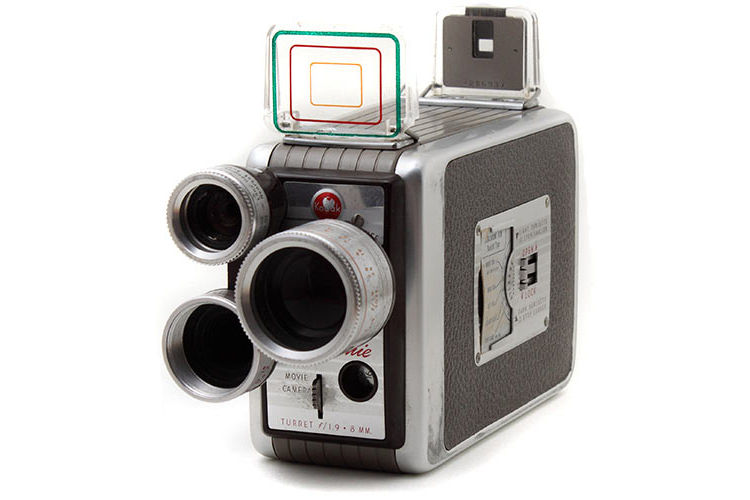 Ciné Kodak Brownie Turret - BT2