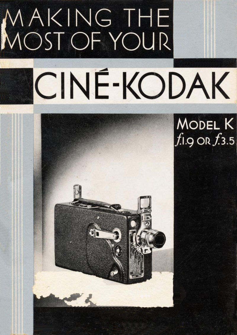 Making the most of your Cine Kodak Model K en