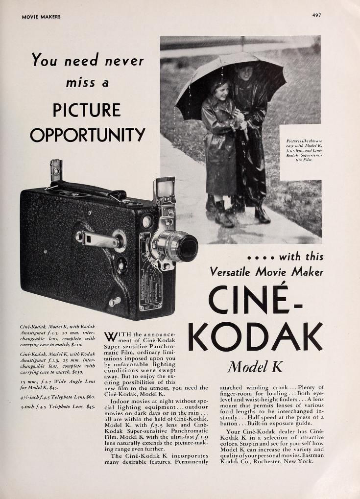 Movie Makers 1931 09