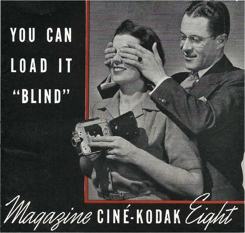 magazine cine kodak 8 user manual