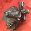 WW2 US Army B&H Eyemo Spider Mount 35mm Film Movie Camera