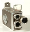 8MM KODAK BROWNIE TURRET VINTAGE MOVIE CAMERA
