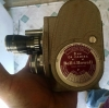 Bell Howell 134 Movie Camera 8mm Very Retro looking