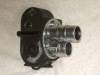 Bell and Howell Aristocrat 8mm cine camera. Taylor Hobson lenses