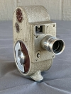 Vintage Bell & Howell Model 134 8mm Windup Movie Camera