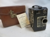 1930's Siemens Cine Camera 16mm With Case. Stunning Cosmetic Condition.