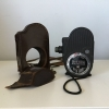 Vtg 1930s Bell & Howell Filmo Sportster Dual 8mm Film Camera