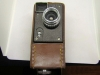 Vintage Bell & Howell*8 mm 134 Movie Camera*Protective Leather Case & Strap