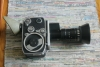 BOLEX P2 8MM VINTAGE FILM CAMERA WITH LENS