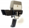 Bolex 160 Macro Zoom Super 8mm Cine Camera | C:1970 | Very Good Condition!